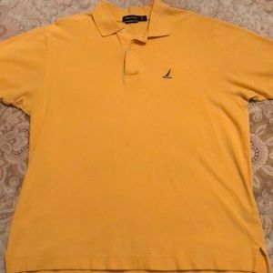 Nautica men's polo, Large, good condition